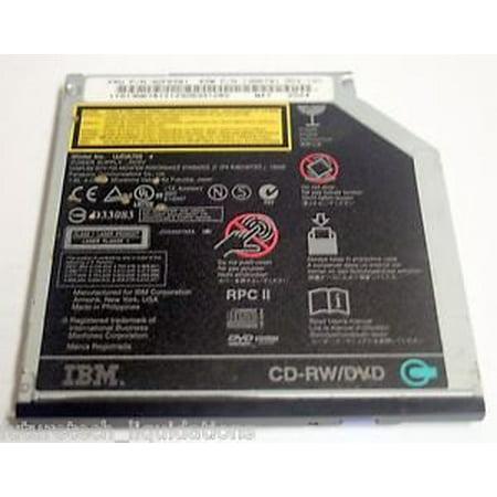 Ibm Motherboard Cd - IBM 13N6781 IBM ThinkPad CD-RW/DVD-ROM Combo Ultrabay Slim Drive
