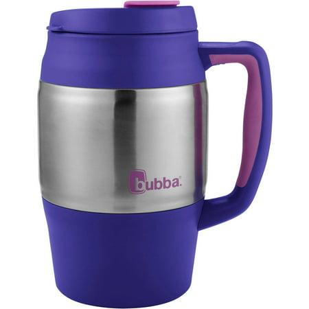 Bubba Classic Insulated Travel Mug 34 Oz Purple Walmartcom