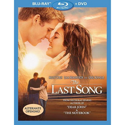 The Last Song (Blu-ray   DVD) (Widescreen)