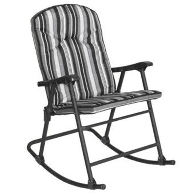 Prime Prodct 136808 Cambria Rocker Chair, Cobalt