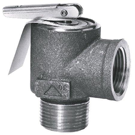 Hydrostatic Relief Valve - Watts Regulator 0342692 Boiler Relief Valve 3/4