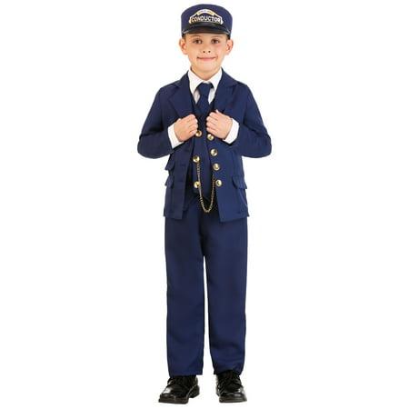 Polar Express Conductor Costume (North Pole Train Conductor Costume)