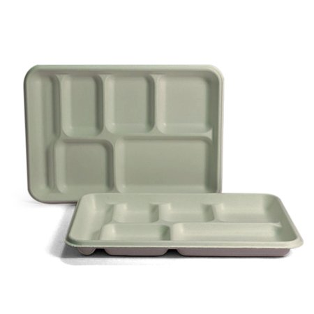 Biodegradable Lunch Trays 12 3/4