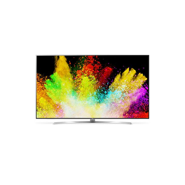 75 in. Silver Super UHD 4K LED HDR Smart HDTV with Web OS 3.5