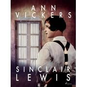 Ann Vickers - eBook