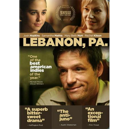 LEBANON, PA. (DVD) (Mission Fashion Lebanon)
