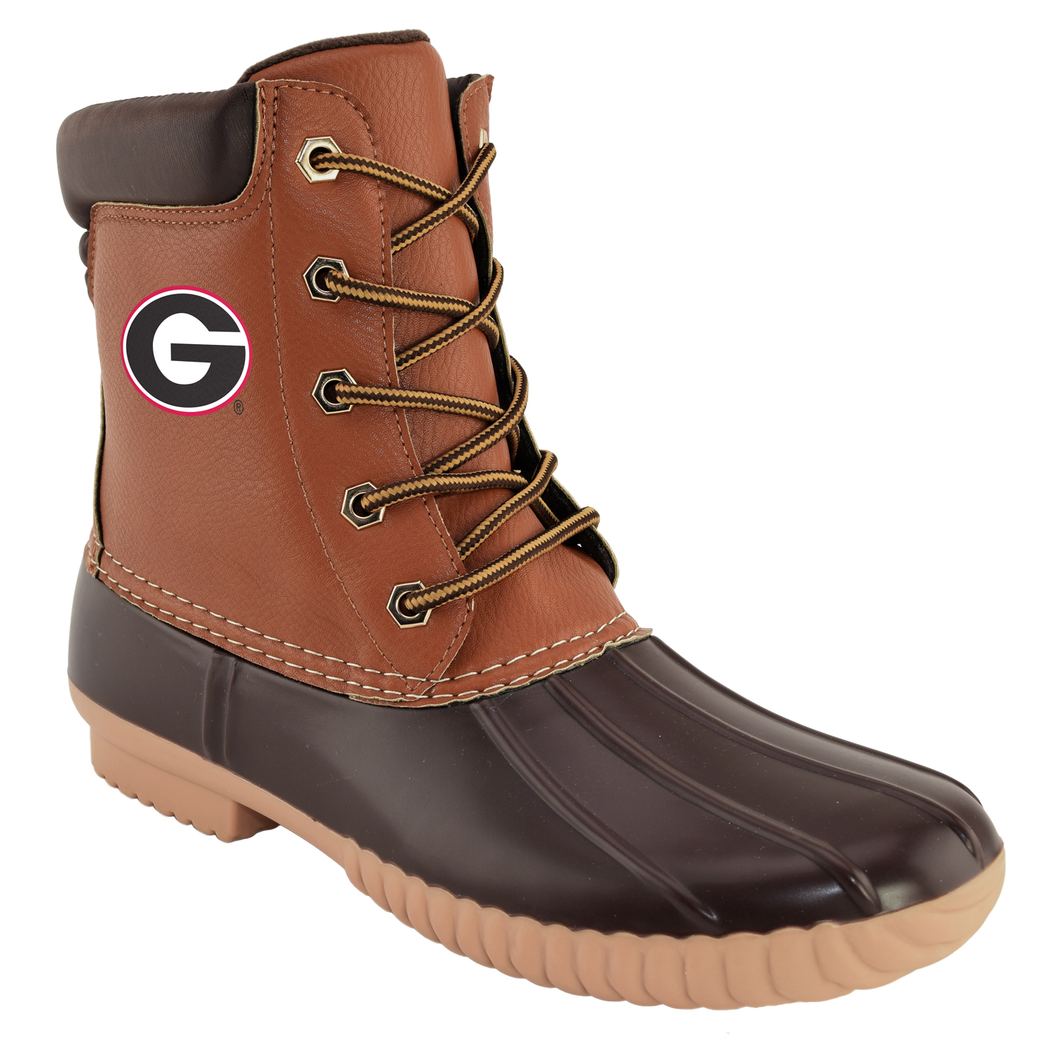 NCAA Men's Georgia -Duck Boot by GERNERIC