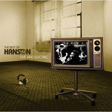 Best of Hanson Live & Electric (CD)