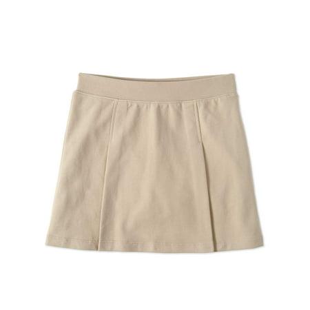 Girls Plus School Uniform Knit - Plus Size School Girl Skirts