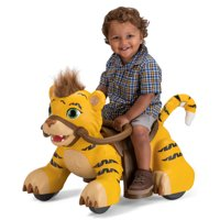 Rideamals Tiger Ride-On Toy by Kid Trax