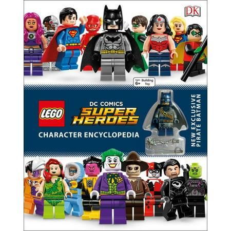Lego DC Comics Super Heroes Character Encyclopedia for $<!---->