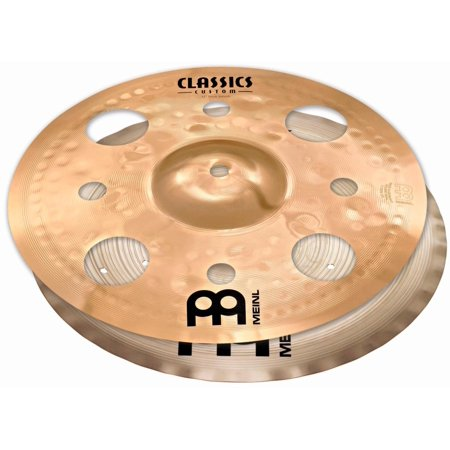(Meinl Cymbal Stack Pair with Trash Splash and Filter China 12 in.)