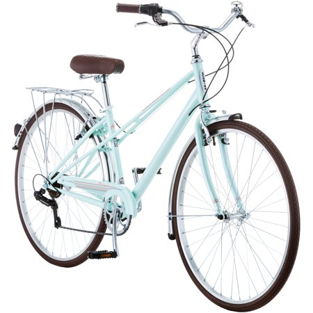 700C Schwinn Admiral Womens Hybrid Bike  Mint Green