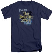 Twilight Zone I'M In The Twilight Zone Mens Big and Tall Shirt
