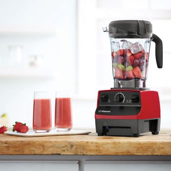 Vitamix 5300 Blender, RED (Vitamix Blender 3600)