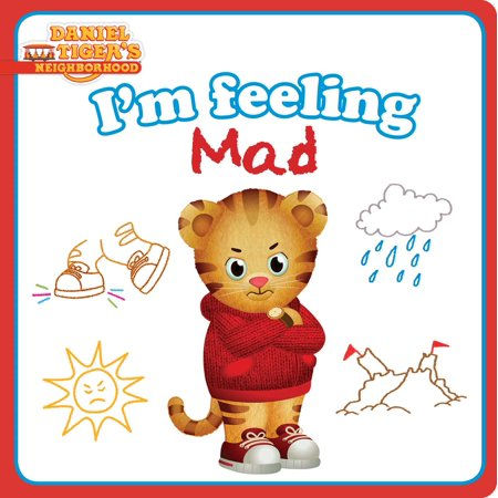 Im Feeling Mad (Board Book) (Männer Im Badeanzug)