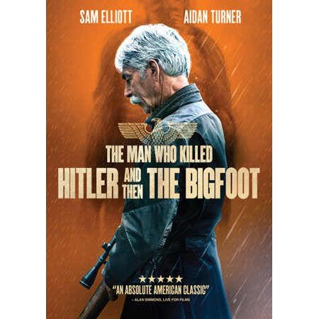 The Man Who Killed Hitler & Then the Bigfoot (DVD)