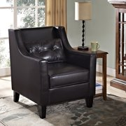 Simpli Home Ashland Club Chair