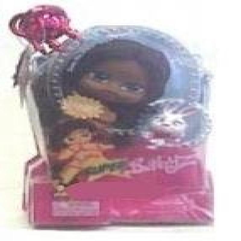 Bratz Super Babyz : Sasha Doll with bunny as seen in the Bratz super Babyz DVD by
