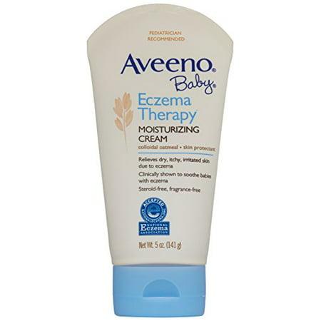 6 Pack - Aveeno Baby Eczéma Therapy Crème hydratante, 5 oz Chaque