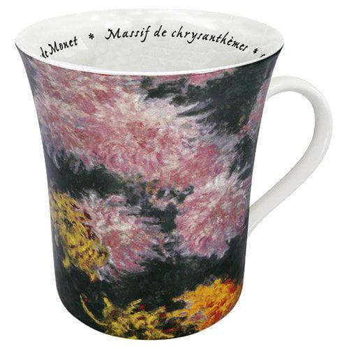 Konitz Art Les Fleurs Chez - Les Peintres Monet Mug (Set of 4)
