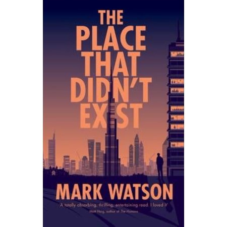 The Place That Didnt Exist  Hardcover