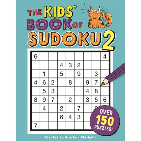 The Kids' Book of Sudoku 2