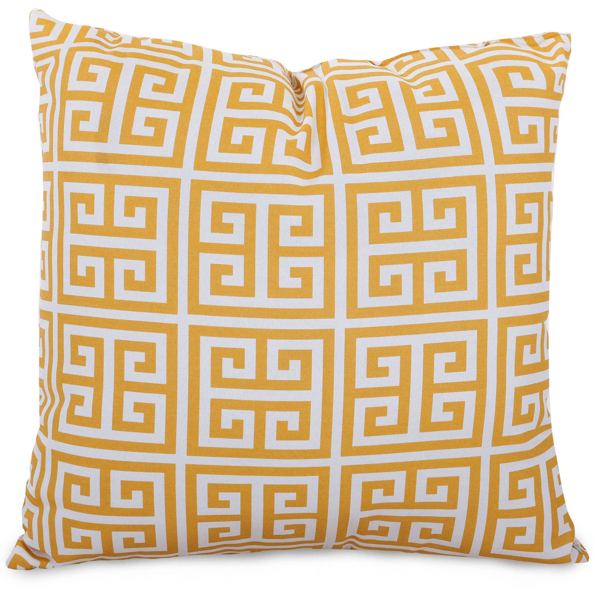 "Majestic Home Goods Towers Large Decorative Pillow, 20"" x 20"", Indoor/Outdoor"
