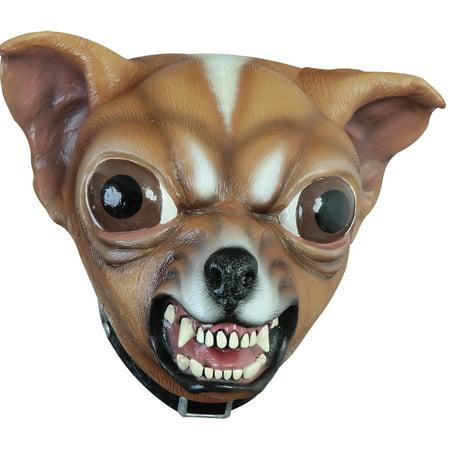 Chihuahua Costumes (Chihuahua Mask Adult Halloween)