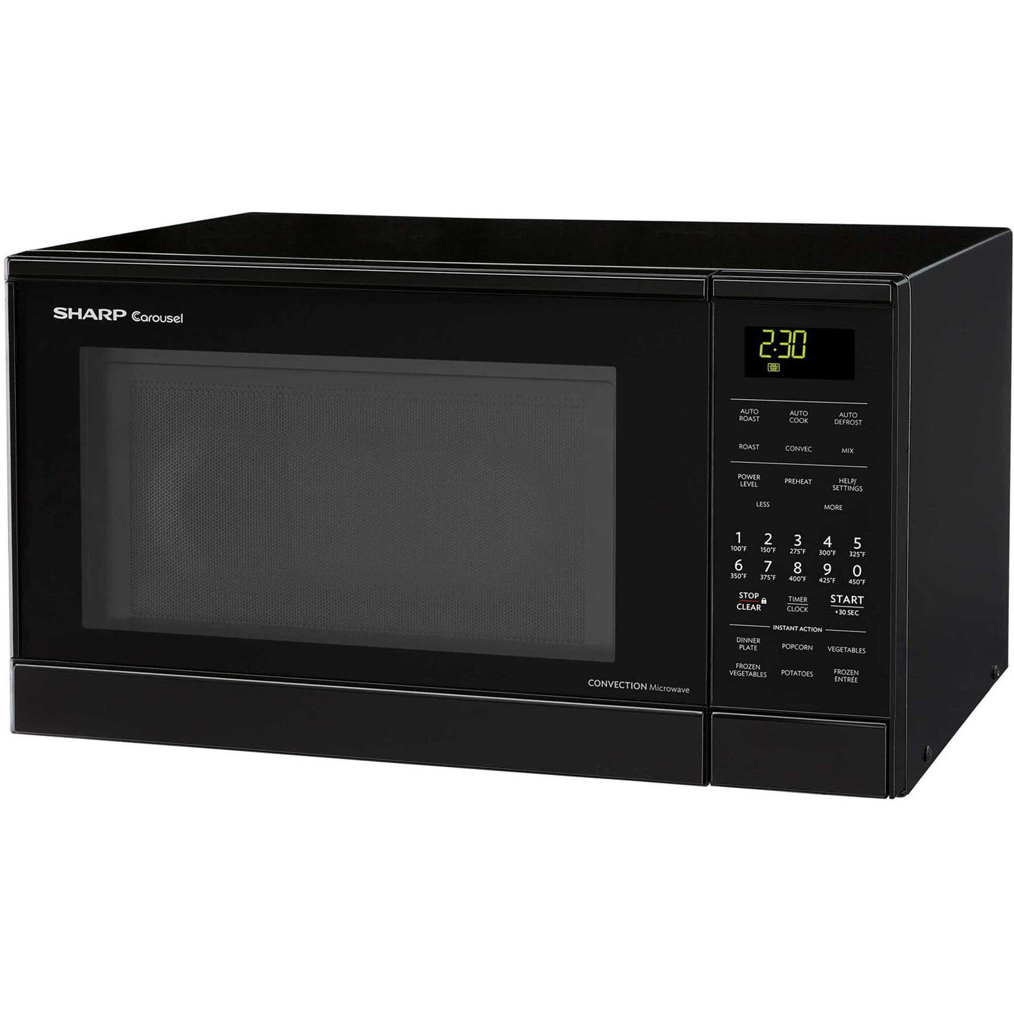 Sharp Carousel Microwave Convection Oven Bestmicrowave