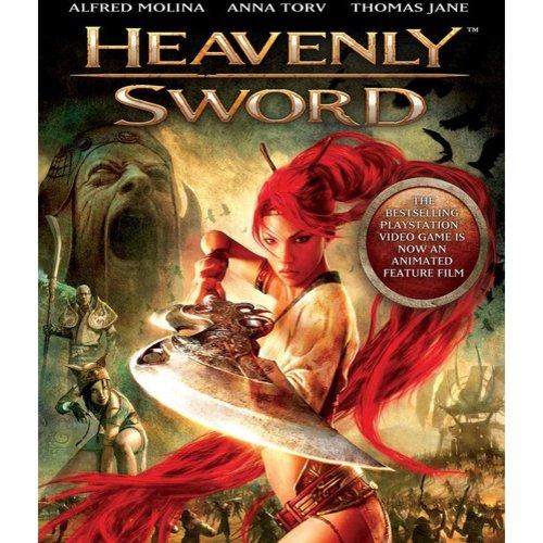 Heavenly Sword (Blu-ray) (Widescreen) CINBR88152990