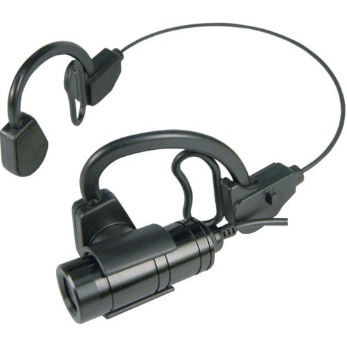 Spy-MAX Security Products Tactical Headset Camera, Includes Free eBook