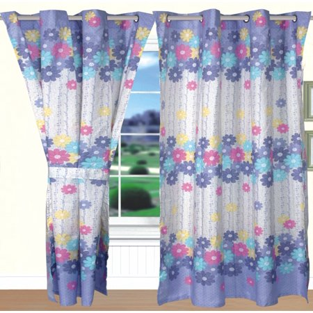 All American Collection New 2pc Printed Modern Bedspread Coverlet Set Bedspreads And Curtains