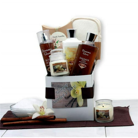 Gift Basket Drop Shipping 819872md Mothers Day Spa Care Package