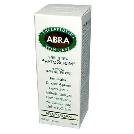 Abra Therapeutics Green Tea Phytoserum Adaptogen - 1