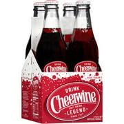 Cheerwine Legend Soft Drink, 12 Fl. Oz., 4 Count