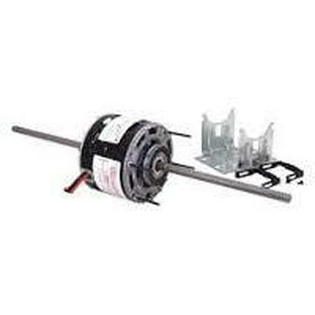 DBL4410 5 In. Diameter Double Shaft Motor 1/10-1/12-1/20-1