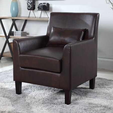Best Master Furnitures Cassidy Upholstered Living Room Accent Arm Chair