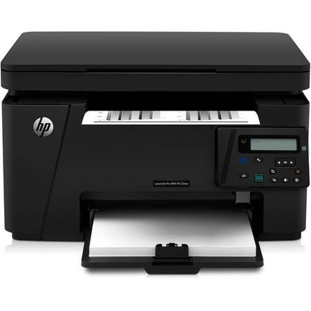 HP LaserJet Pro MFP M125nw Multifunction Printer/Copier/Scanner
