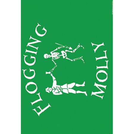 Flogging Molly - Poster Flag