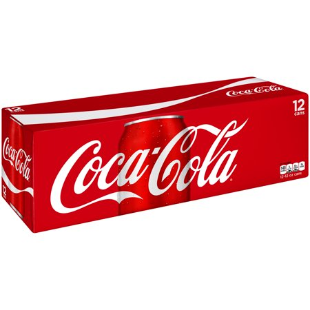 Coca-Cola Fridge Pack Cans, 12 fl oz, 12 Pack