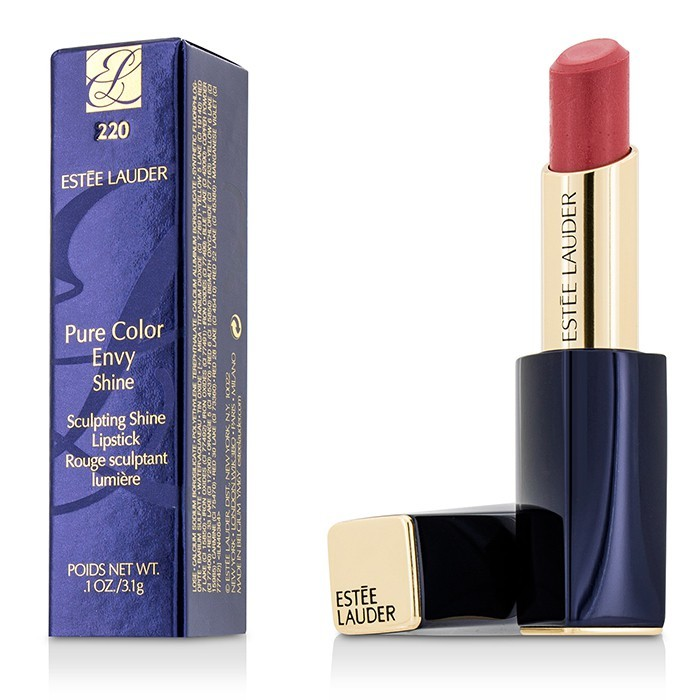 Estee Lauder Pure Color Envy Shine Sculpting Shine Lipstick - #220 Suggestive 3.1g/0.1oz