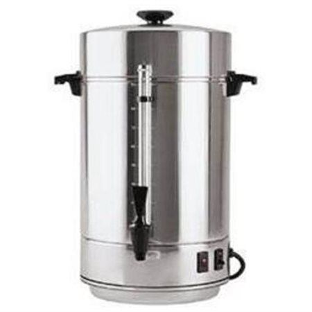 WestBend 100-Cup Commercial Urn, Aluminum