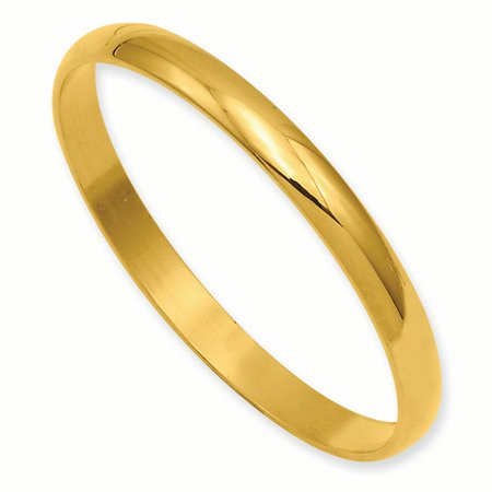 Gold Plated Kelly Waters Baby Slip On Bangle Bracelet Cuff Expandable Stackable Gifts For Women For - Plated Cuff Bangle