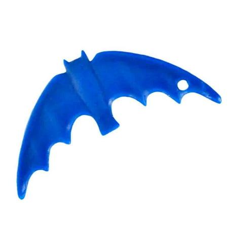 Batman Classic TV Series Dark Blue Batarang Action Figure Accessory](Buy Batarang)