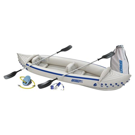 Sea Eagle Boats INC Deluxe Sport Kayak in White