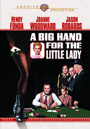 A Big Hand for the Little Lady by WARNER ARCHIVES