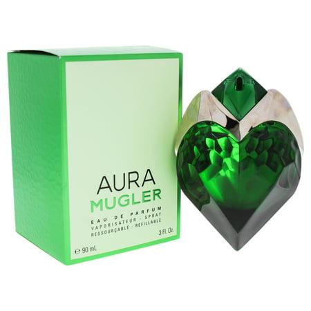 Aura Mugler by Thierry Mugler for Women - 3 oz EDP Spray