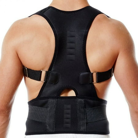 Posture Corrector Support Magnetic Back Shoulder Brace Belt For Men Women (Best Posture Corrector For Men)