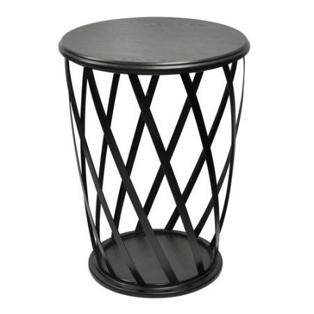 Better Homes And Gardens Industrial Cage Accent Table